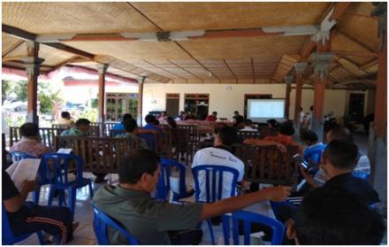 Musyawarah Desa Banyupoh Pembahasan Ranperdes APBD Ta 2017