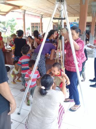 Kegiatan di Kantor Desa Banyupoh tgl 13 Pebruari 2019
