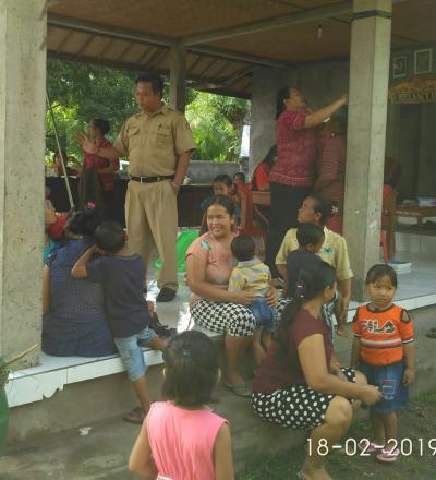 Posyandu Balita Posyandu Lansia Dusun Melanting