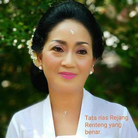 Gladi Tari Rejang Renteng