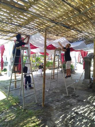 Persiapan Lomba Desa