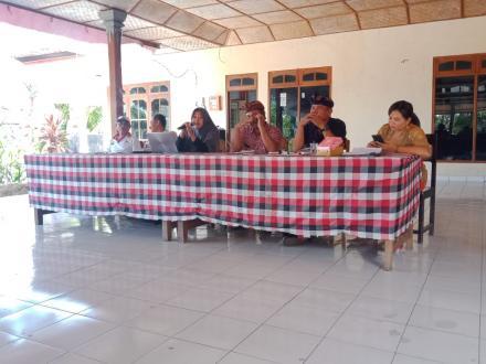 Sosialisasi Pembentukan Pengurus Lembaga Pengelolaan Hutan Desa