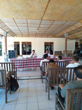 Sosialisasi Profil Desa