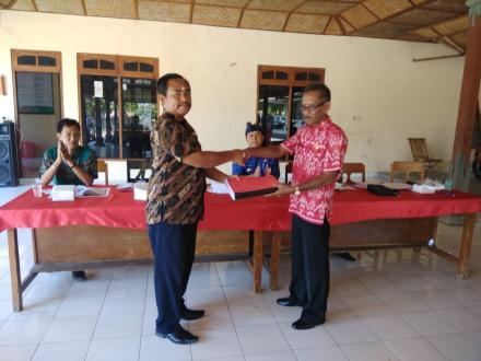 Musyawarah Desa dan Penyepakatan Rancangan Peraturan Desa