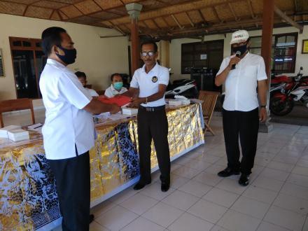 Sosialisasi Pelaksanaan MUSDES RKP Desa,Penetapan SK TIM Verifikasi, Penyusun RKP th 2020